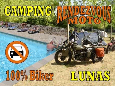 CAMPING RENDEZ VOUS MOTO - LUNAS