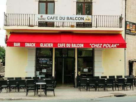 CAFÉ DU BALCON