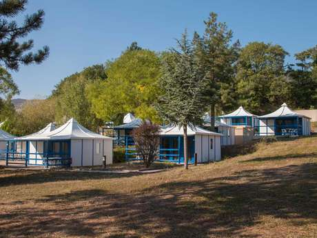 CAMPING LE VILLAGE DES SOURCES