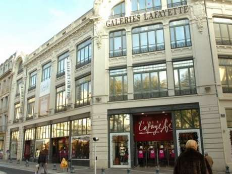 GALERIES LAFAYETTE BEZIERS