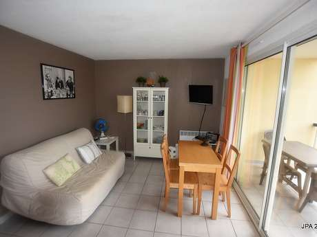 VALRAS-PLAGE APPARTEMENT 4 PERS. VUE MER