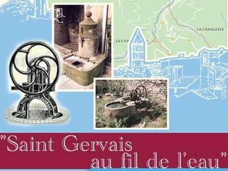 DÉAMBULATION « ST GERVAIS AU FIL DE L'EAU »