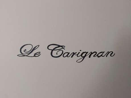 LA SIRANIERE  : LE CARIGNAN