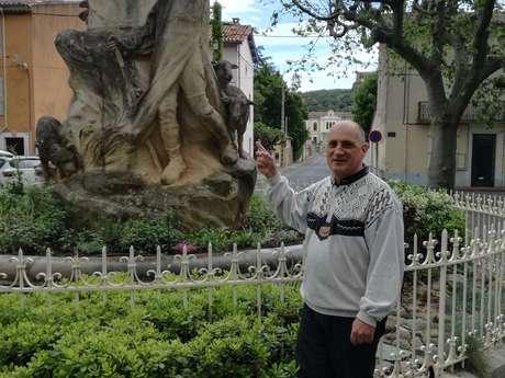 VISITE COMMENTEE DE LA VILLE DE BEDARIEUX LE 06 AOUT 2021 - 09H30 - GROUPE TRADITIONNEL GINGOÏ