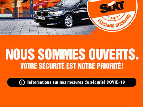 SIXT BEZIERS GARE