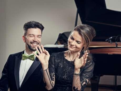 LES MUSICALES DE SAINT-CHINIAN : NATALIA MOROZOVA ET VITALY YOUNITSKY