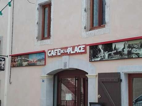 CAFE DE LA PLACE LA CAUNETTE