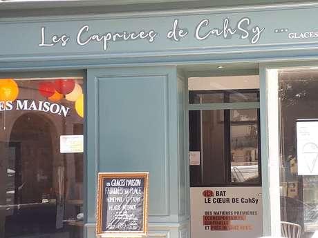 LES CAPRICES DE CASHY