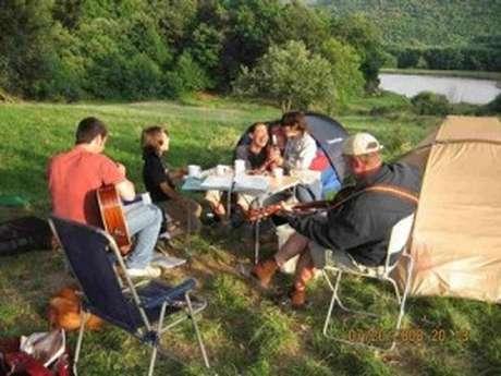 LES ENCLAUSES - CAMPING À LA FERME