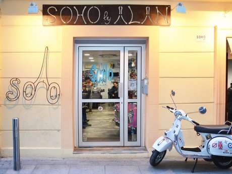 COIFFEUR SO'HO BY ALAN
