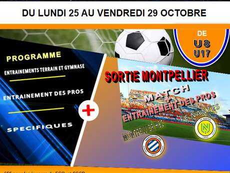 STAGE DE FOOTBALL BY FCO