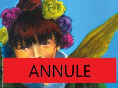 ANNULE - SPECTACLE - VOTRE AVENIR EN POESIE