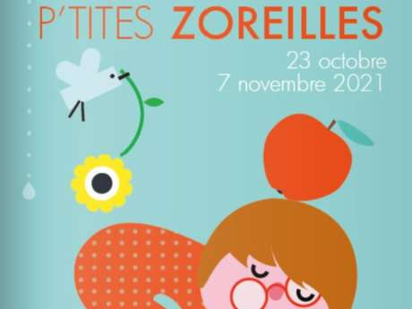 FESTIVAL GRANDS ZYEUX PETITES ZOREILLES - LECTURE EN PYJAMA EN MODE HALLOWEEN !