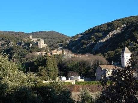 GRANDE TRAVERSEE DE L'HERAULT - CABREROLLES/PONT DE CEPS (ITINERAIRE SUD)