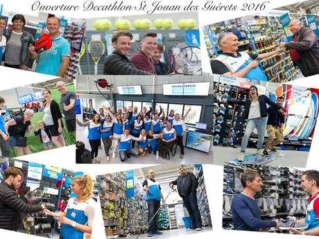 Décathlon St Malo - St Jouan