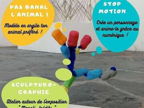 Atelier - Sculpturographie