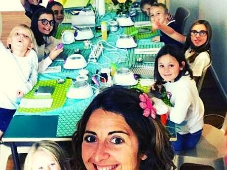 Atelier Cosmétiques spécial enfants