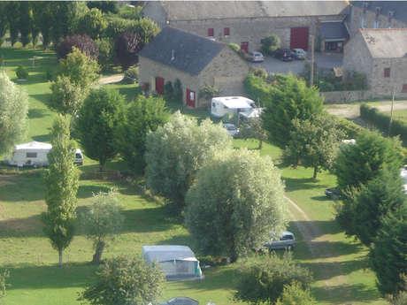 Camping du Domaine de la Roche