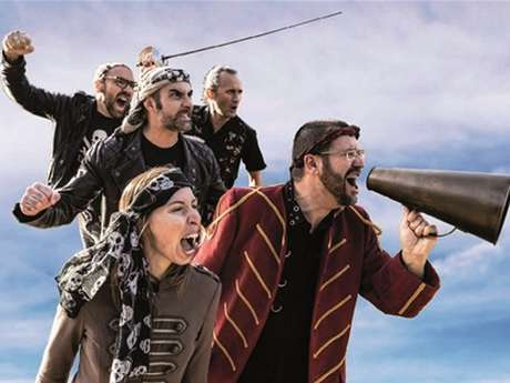Bal Rock : les Pirates attaquent !