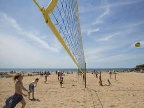 Tournois de Beach Volley