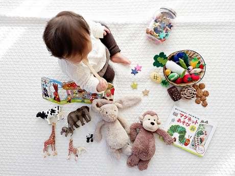 Braderie jouets et puériculture