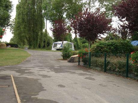 Camping municipal de Saint-Guinoux