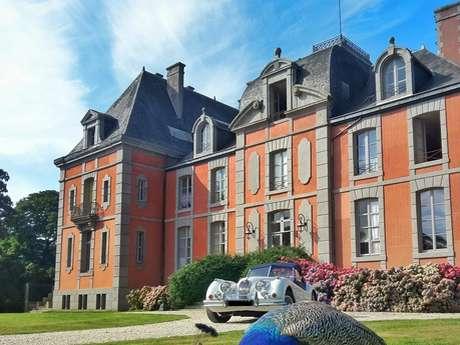 Parc du Chateau de Chantore
