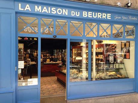 La Maison du Beurre - Jean-Yves Bordier