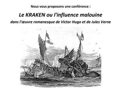 Le Kraken, ou l'influence malouine