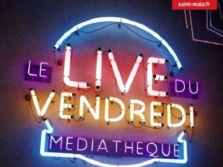 Le live du vendredi - classes du conservatoire