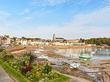 Saint-Malo accessible : Les Bas-Sablons - Port Solidor