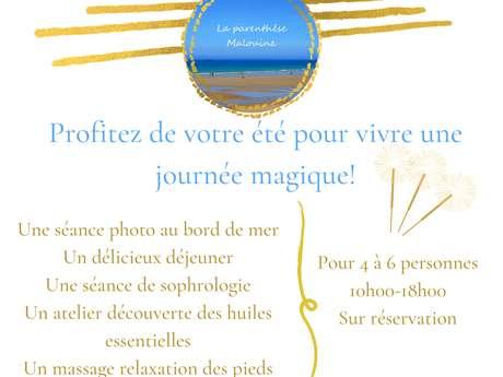 """Journée """"Parenthèse Malouine"""""""