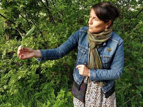 Séverine Majéry-Rongère Naturopathe Energéticienne Accompagnatrice nature