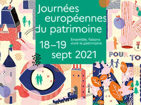 Journées Européennes du Patrimoine - Saint-Malo Baie du Mont Saint-Michel