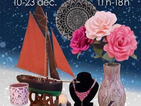 Marché de Noël d'art et d'artisanat