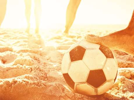 Tournois de football - Beach Soccer