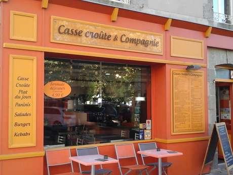 Casse-croûte et compagnie