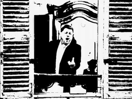 Stéphane Sénéchal - Le Tenor à la fenêtre