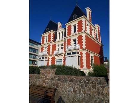 Visite guidée Les Villas du Sillon