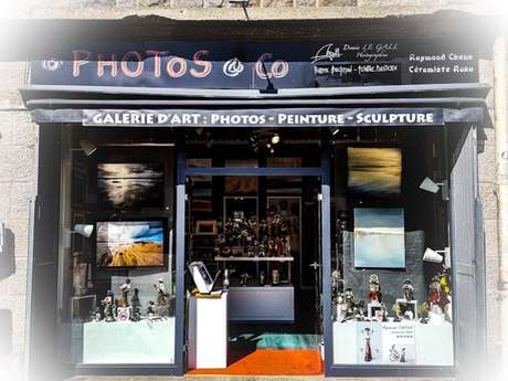 Photos & Co , galerie d'art