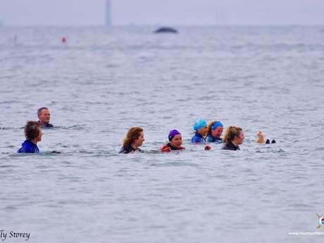 Nautisurf Saint-Malo - Aquajogging en mer