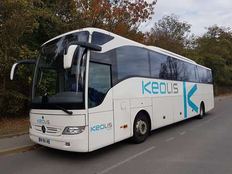 Keolis Armor - Excursion Mont Saint-Michel