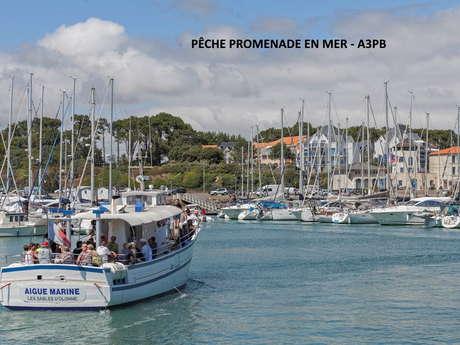 AIGUE MARINE - A3PB - PÊCHE PROMENADE EN MER
