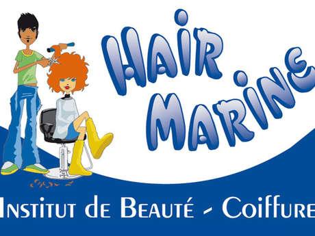 MARINE HAIR - AESTHETICS