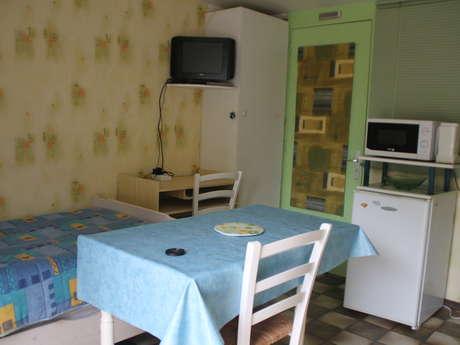 STUDIO 24, RUE DE L'HOTEL RIGAUD