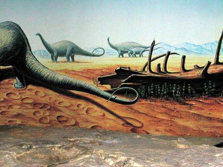 Ichnospace, empreintes et traces de dinosaures
