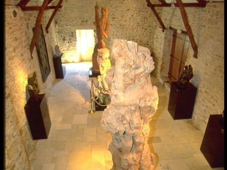 """Visite-Atelier """"Sculpture en famille"""" au Musée Zadkine des Arques"""