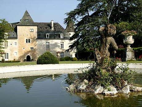 Jardins du Château de la Treyne