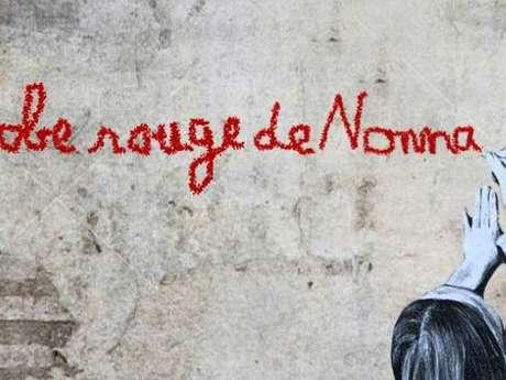 """Théâtre à la Halle : """"la Robe Rouge de Nonna"""""""