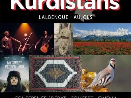 ** ANNULÉ** Festival Visages d'Ailleurs : Visages des Kurdistans, Conférence